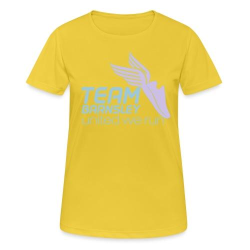 Team Barnsley - Women's Breathable T-Shirt