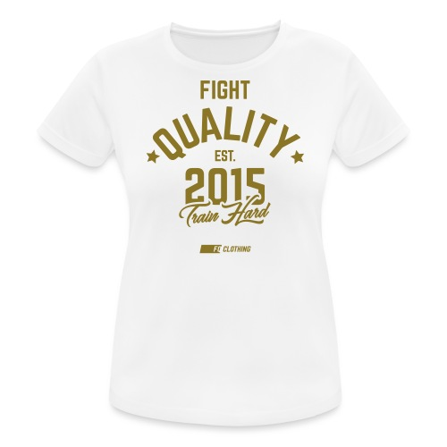Gold 2.0 - Women's Breathable T-Shirt