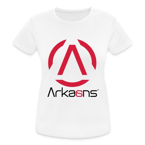 Arkaans Global - T-shirt respirant Femme