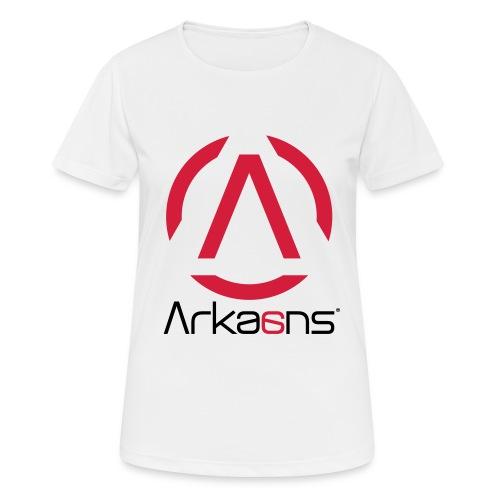 Arkaans Global - T-shirt respirant Femme