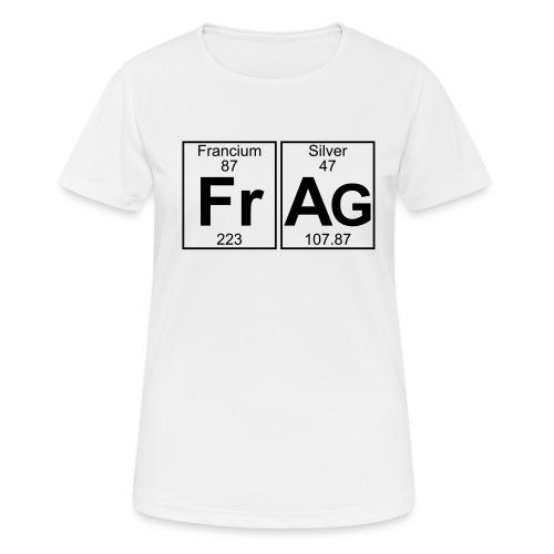 Fr-Ag (frag) - Full - Women's Breathable T-Shirt