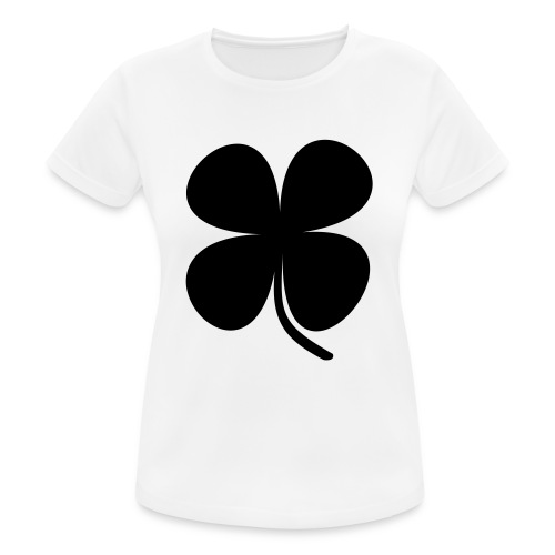 CLOVER - Camiseta mujer transpirable
