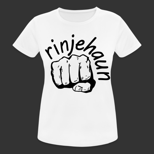 rinjehaun - Frauen T-Shirt atmungsaktiv