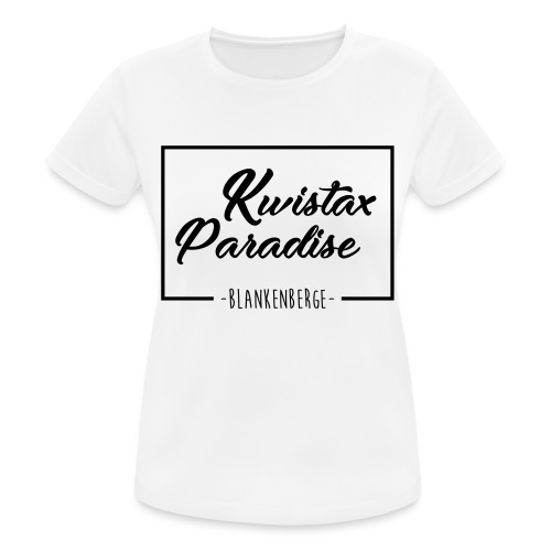 Cuistax Paradise - T-shirt respirant Femme
