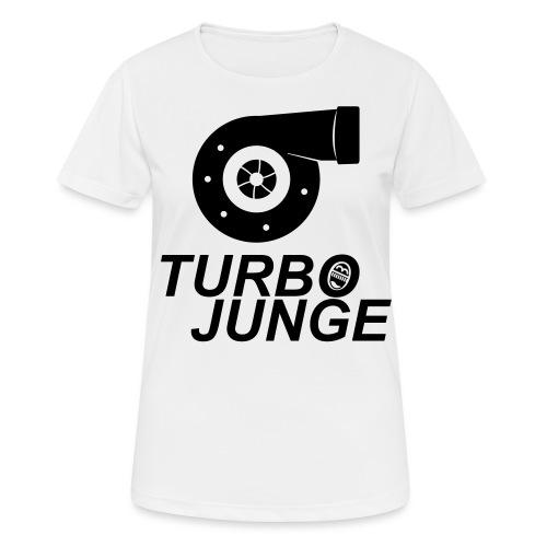 Turbojunge! - Frauen T-Shirt atmungsaktiv