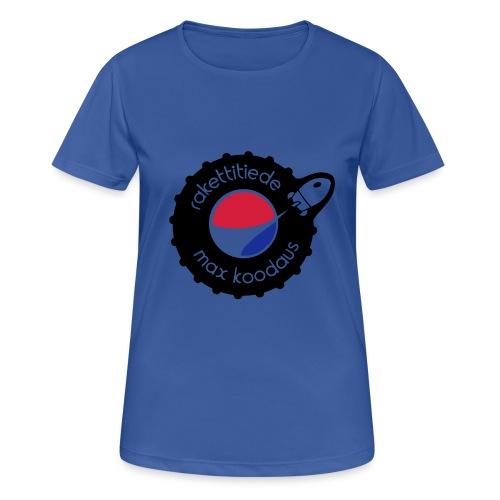 MAX korkki - naisten tekninen t-paita