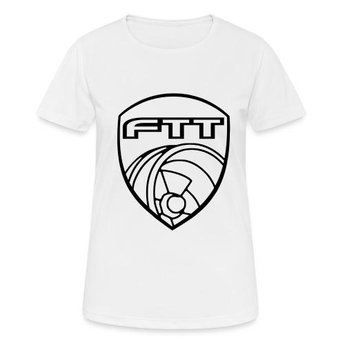 FTT Turbowappen 2k15 - Frauen T-Shirt atmungsaktiv