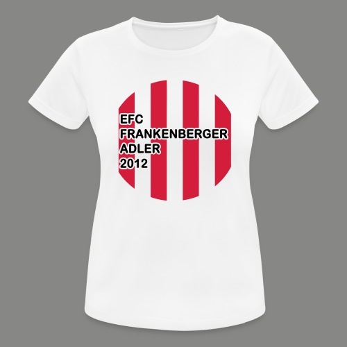 EFC Trikot-Style - Frauen T-Shirt atmungsaktiv