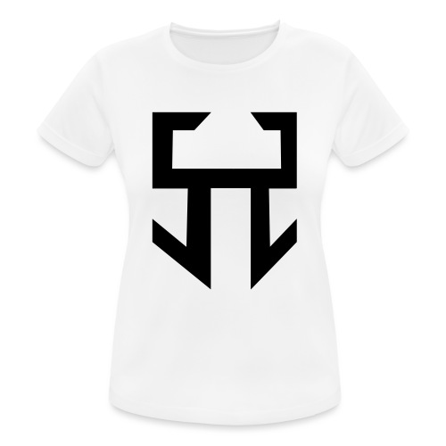 stranger logo - T-shirt respirant Femme
