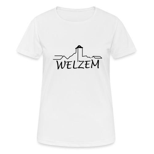 Welzem - Frauen T-Shirt atmungsaktiv