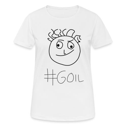 #Goil - Frauen T-Shirt atmungsaktiv