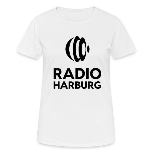 Radio Harburg - Frauen T-Shirt atmungsaktiv