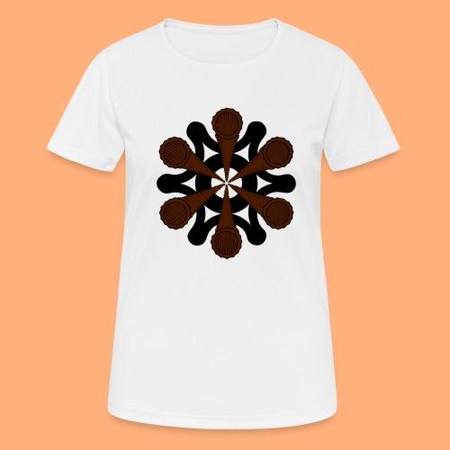 vortex - T-shirt respirant Femme