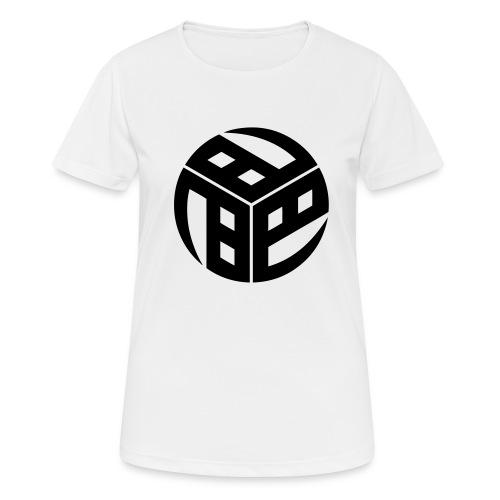 Mitsudomoe Symbol (stylisiert) - Frauen T-Shirt atmungsaktiv