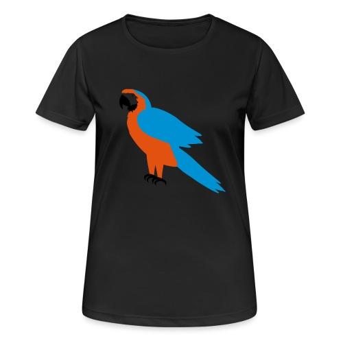 Parrot - Maglietta da donna traspirante