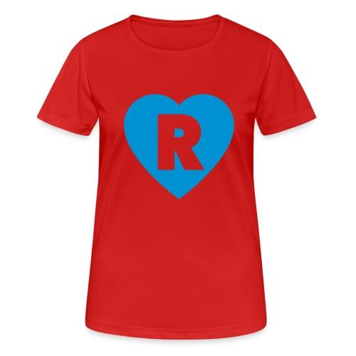 cuoRe - Maglietta da donna traspirante