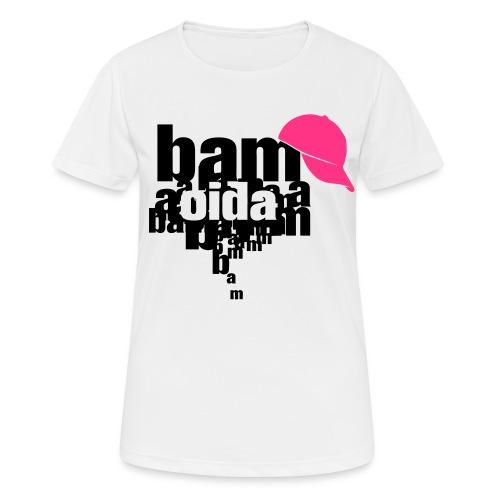 bam oida bam - Frauen T-Shirt atmungsaktiv