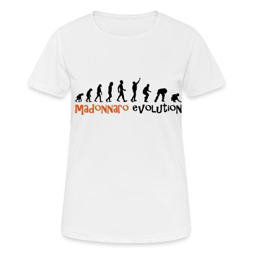 madonnaro evolution original - Women's Breathable T-Shirt