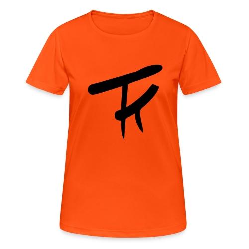KKA 2016 lifestyle back T - Frauen T-Shirt atmungsaktiv