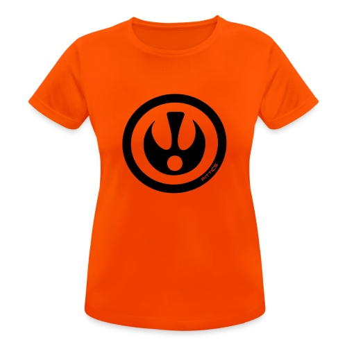 FITTICS SHIELD White - Women's Breathable T-Shirt