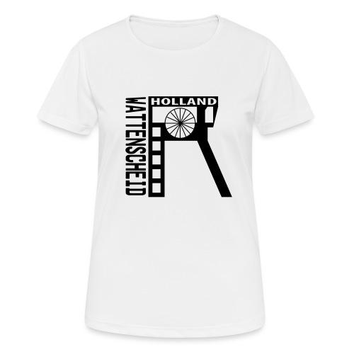 Zeche Holland (Wattenscheid) - Frauen T-Shirt atmungsaktiv