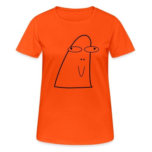 Simply Lino - Maglietta da donna traspirante
