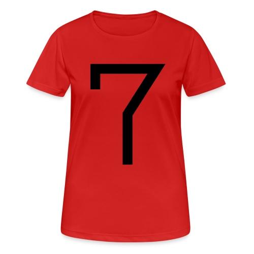 7 - Women's Breathable T-Shirt