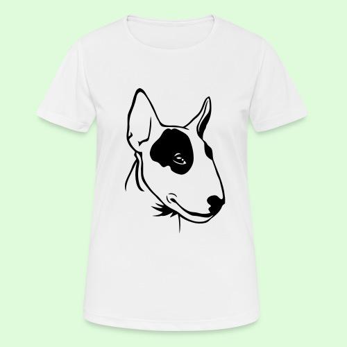 Bull Terrier - T-shirt respirant Femme