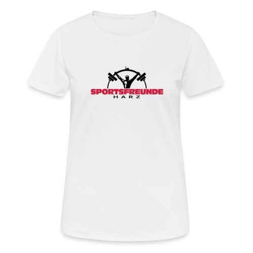 Sportsfreunde 2 - Frauen T-Shirt atmungsaktiv