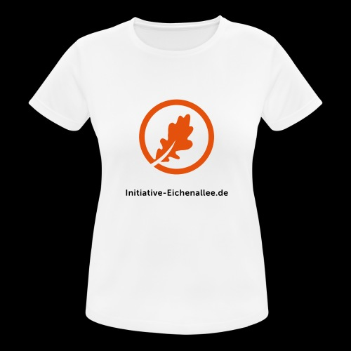 Initiative Eichenallee - Frauen T-Shirt atmungsaktiv