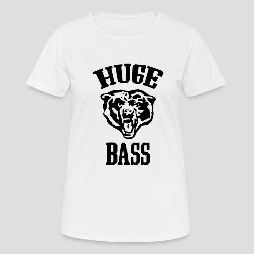 Huge Bear - Frauen T-Shirt atmungsaktiv