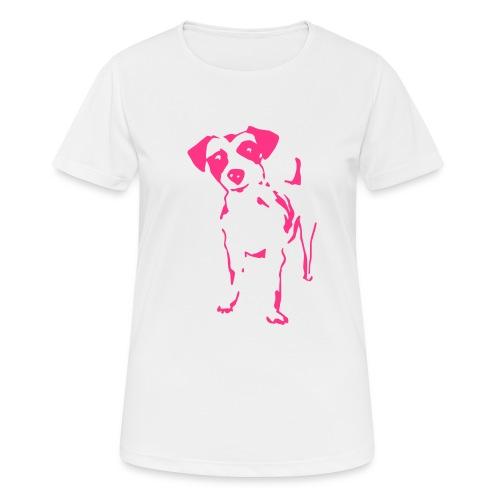Jack Russell Terrier - Frauen T-Shirt atmungsaktiv