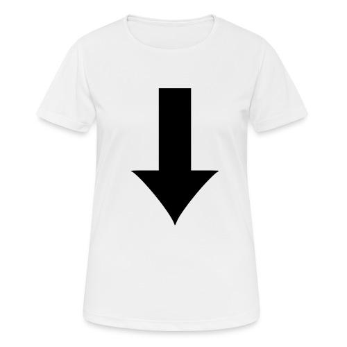 Arrow - Andningsaktiv T-shirt dam