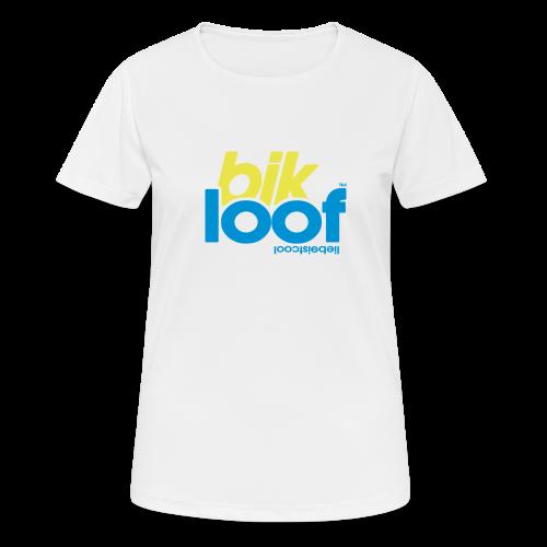 bik loof - Frauen T-Shirt atmungsaktiv