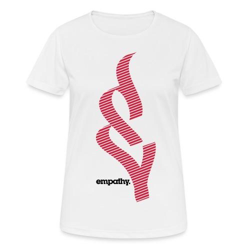 empathy e2 - Koszulka damska oddychająca