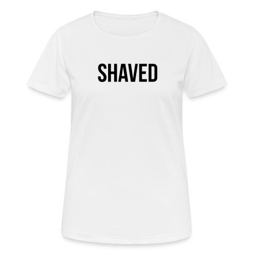 Shaved - Frauen T-Shirt atmungsaktiv