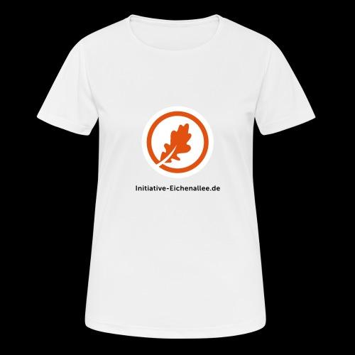 Initiative Eichenallee - Frauen T-Shirt atmungsaktiv