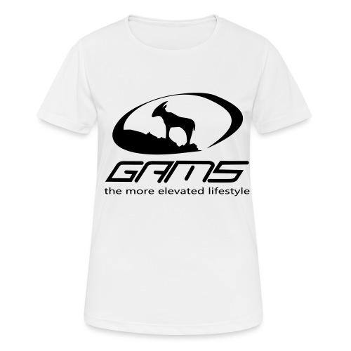 GAM5 - Frauen T-Shirt atmungsaktiv