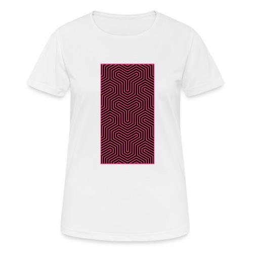Labyrinth 2C - Frauen T-Shirt atmungsaktiv