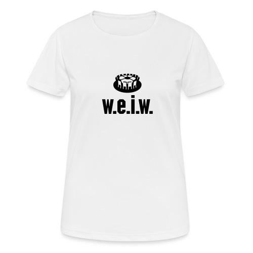 Titeltraum - Frauen T-Shirt atmungsaktiv