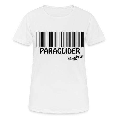barcode n - Frauen T-Shirt atmungsaktiv