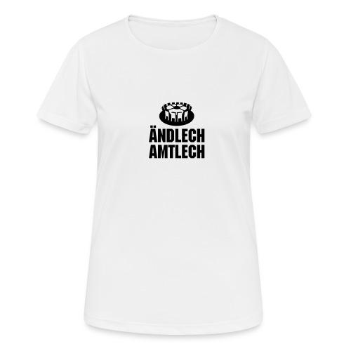 Amtl. bew. Meistershirt - Frauen T-Shirt atmungsaktiv