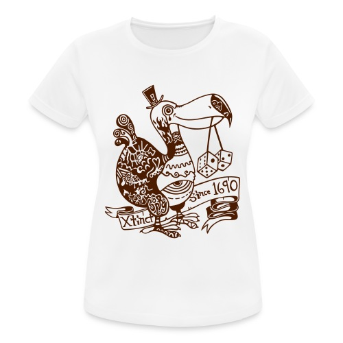 Dronte - Frauen T-Shirt atmungsaktiv