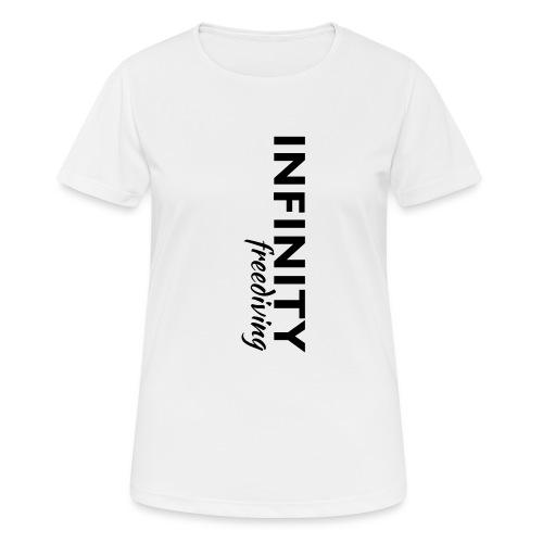 Infinity - Frauen T-Shirt atmungsaktiv