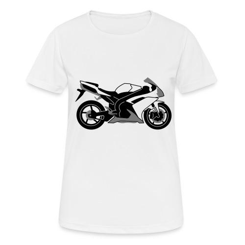 R1 07-on V2 - Women's Breathable T-Shirt