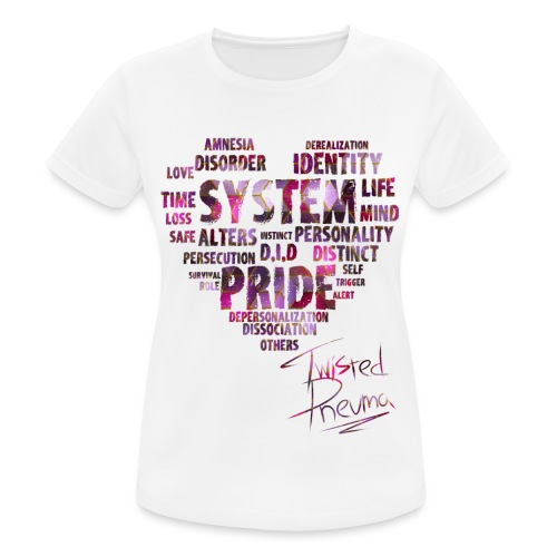 System Pride - Women's Breathable T-Shirt
