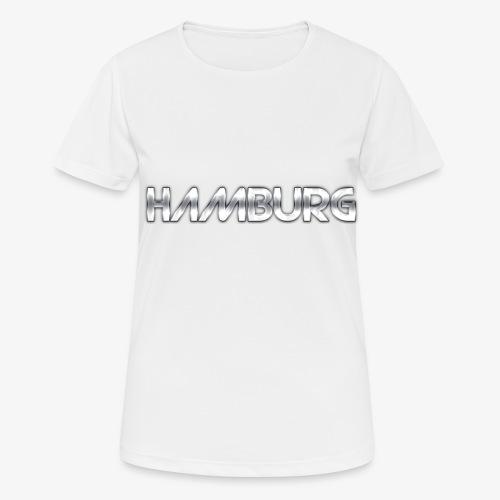 Metalkid Hamburg - Frauen T-Shirt atmungsaktiv
