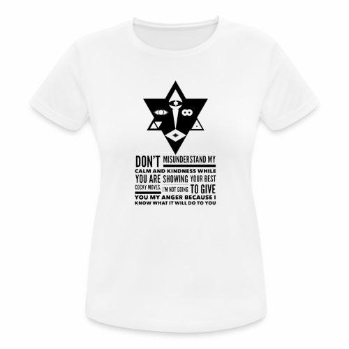 The Unordinary - Dame T-shirt svedtransporterende