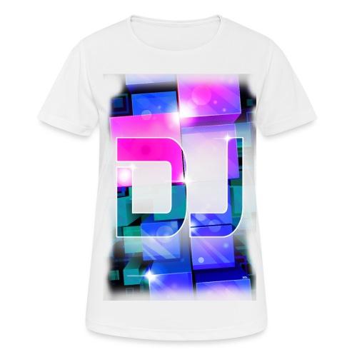 DJ by Florian VIRIOT - T-shirt respirant Femme