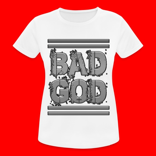BadGod - Women's Breathable T-Shirt